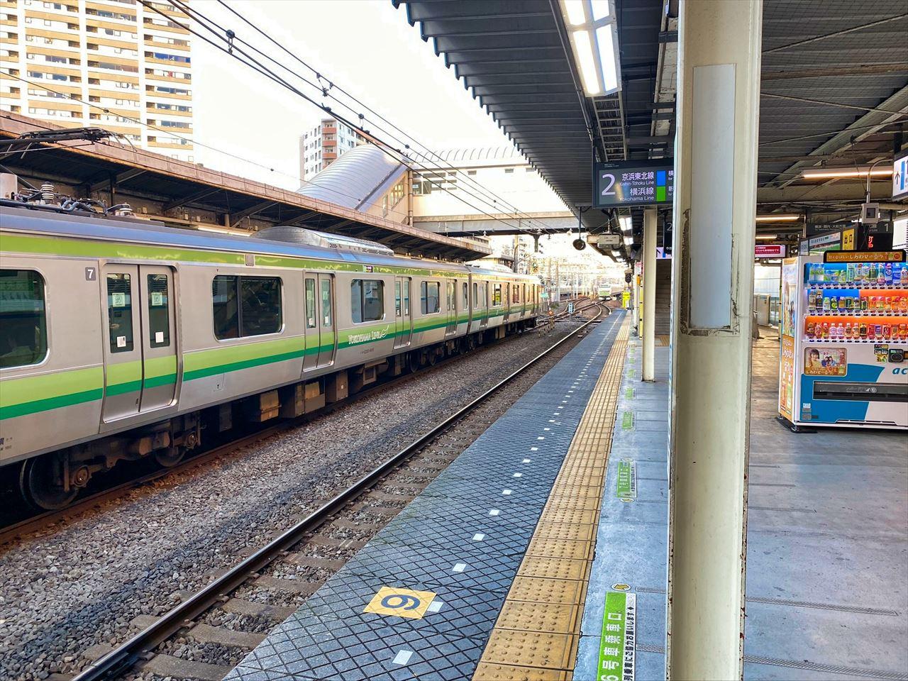 横浜見物2020年1月後半