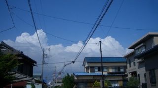 梅雨の館山