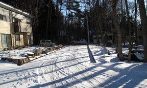 2010年1月の清里周辺-その一