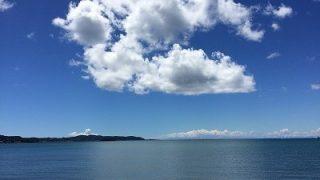 最近の夏の雲